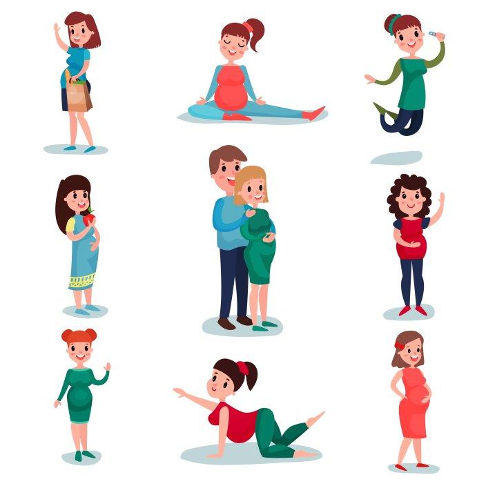 적절한 운동은 산모의 변비 예방 및 치료에 큰 도움이 됩니다.
